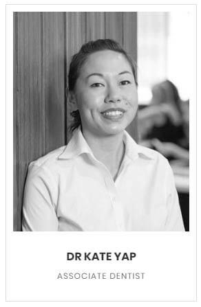 Dr Kate Yap - Associate Dentist, Dental Implant Experienced